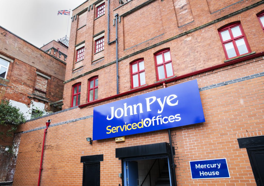 John Pye Serviced Offices